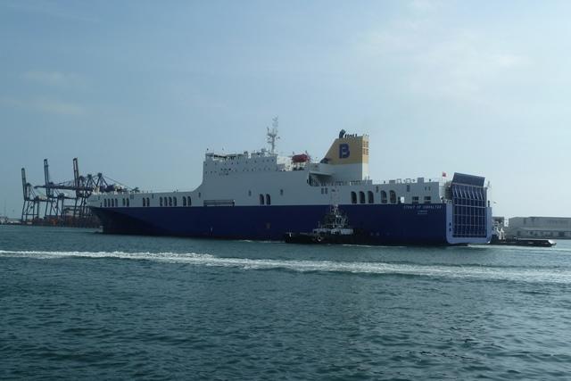 RoRo - Strait of Gibraltar - Charter.JPG