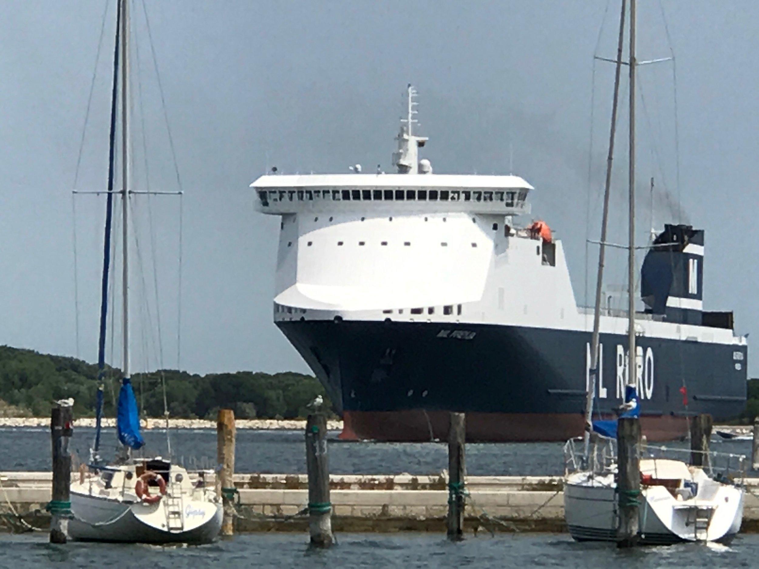ML FREYA (Visentini Hull 232)