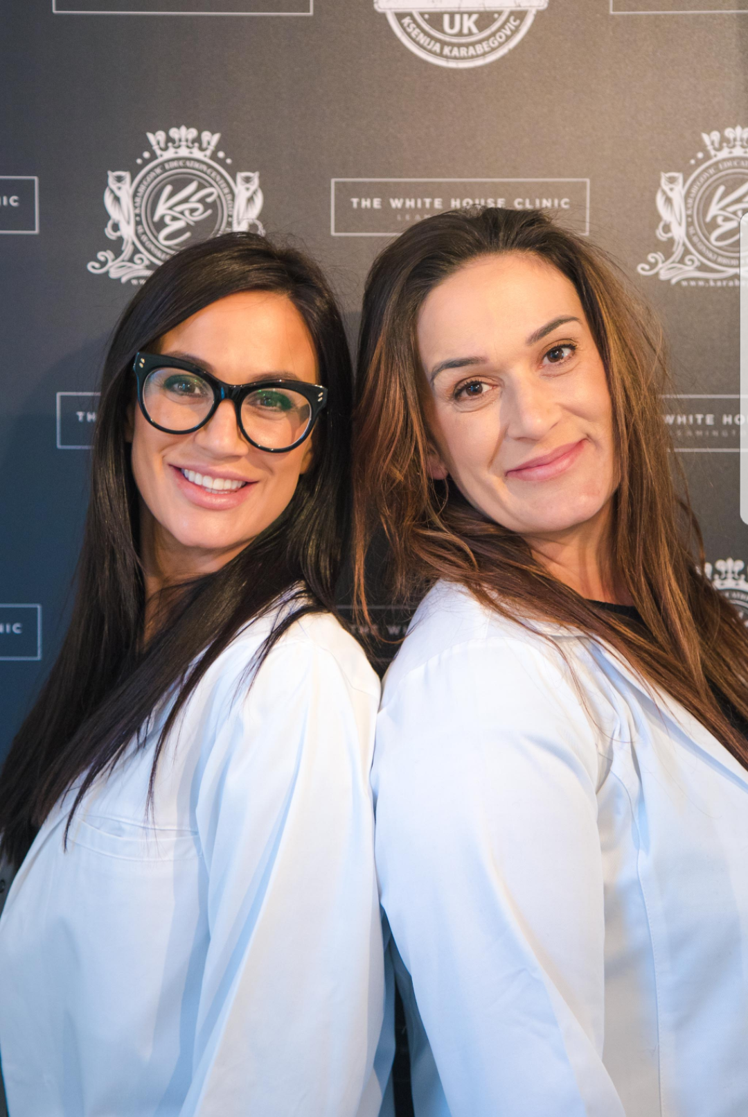 Zara Rouse - Microblading technician (Left)   Zara is the brow queen that is passionate about her work. She cares and listens and will go into great detail making sure all clients have a great experience whilst having their brows done.  Zara has worked in the hair loss for over 10 years specialising in hair transplants, scalps, beard and brows so fully understanding hair pattern. She moved from transplantation to SMPU mainly to work on alopecia clients. Seeing my clients faces with their new brows makes zara love her job.  This is all zara does now and you are in good hands when it comes to brows!!  Due to Zaras level of experience and expertise she will be becoming a brow trainer this year please leave details if interested   Alexandra – Aesthetic Nurse (Right)   Alexandra is highly skilled and recognised throughout the uk for her aesthetic work and hair loss background, she is our in-house nurse that specialises in facial fillers, with her professional knowledge she will give you realistic and honest opinion on what is best and suitable for each client.  Within the white house clinic, she has her own private aesthetic clinical room where all treatment take place directly with her  Alexandra is very approachable and friendly who will always advice a natural look  All bookings with Alexandra are done through the white house clinic.