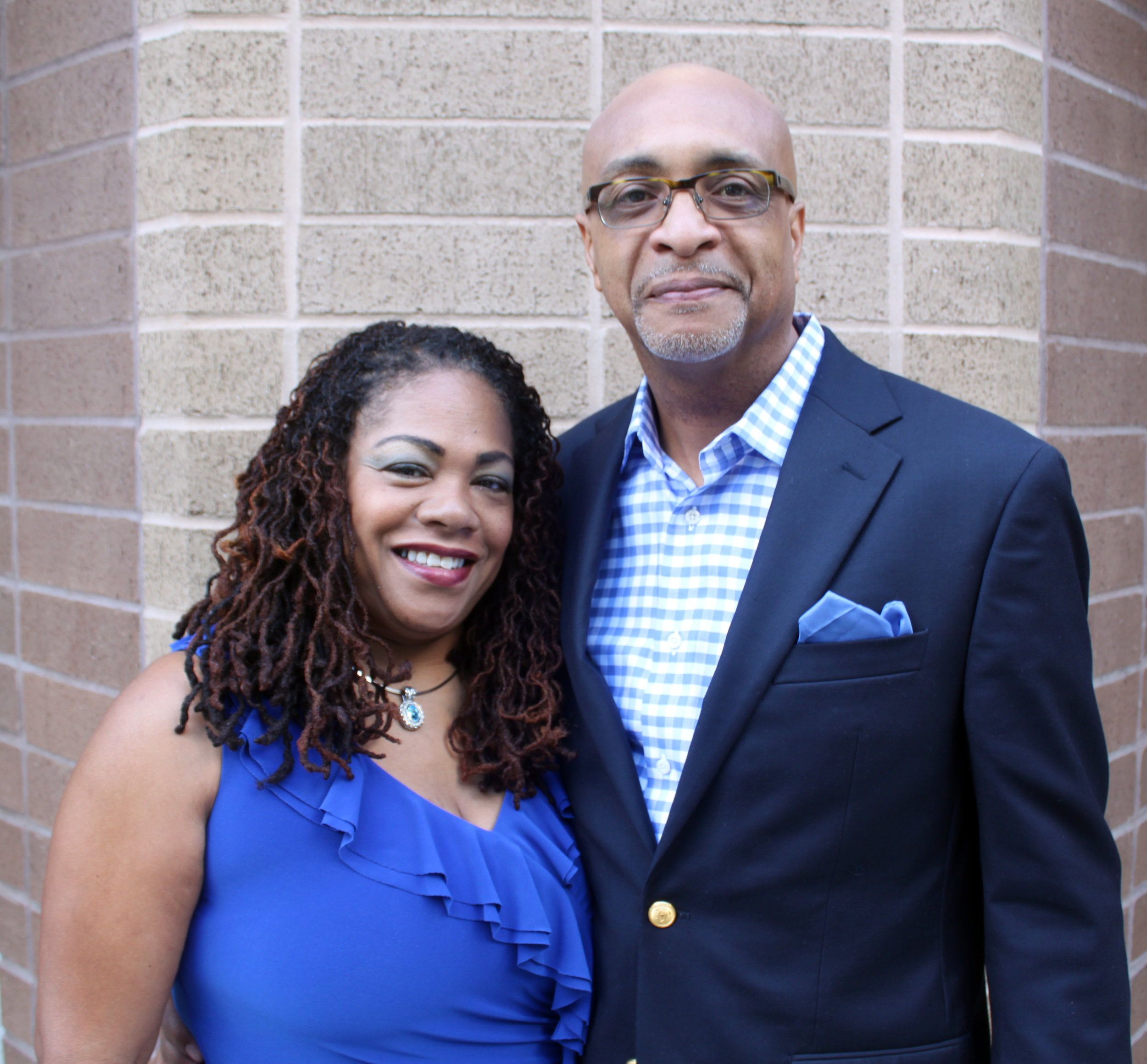 Aundre & Angie Green    Pastor Aundre is the executive pastor of Designer's Way. Originally from Fort Pierce, FL, he holds a Bachelor's Degree in Business Management from Fisk University, in Nashville TN. Angela is originally from St. Louis MO. She holds a Bachelor's Degree in Sociology from Greenville College, in Greenville IL, and a Master's Degree in Human Services & Administration from Springfield College.