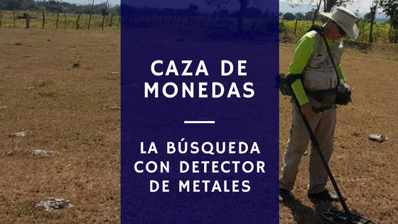 Caza de Monedas. La busqueda con detector de metales. Entrevista a José Manuel Henrrique