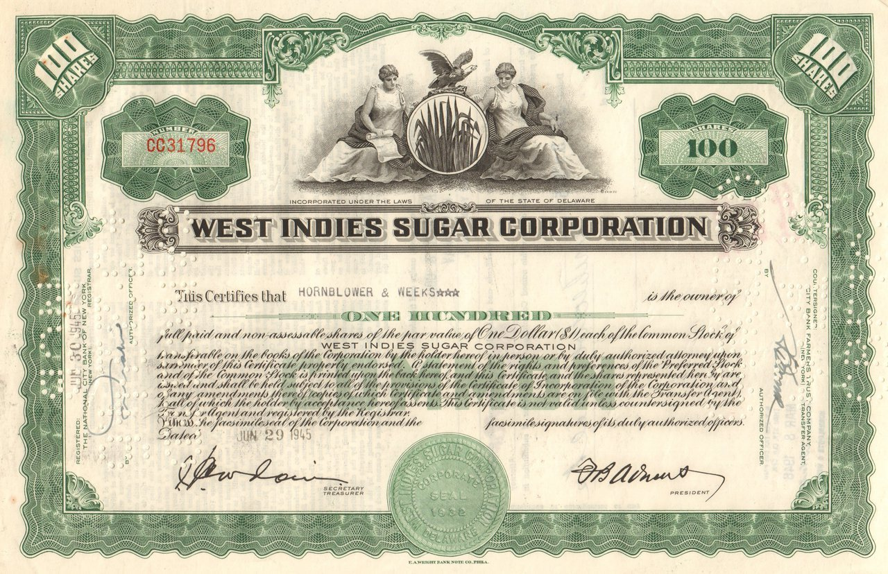 West Indies Sugar Corportation