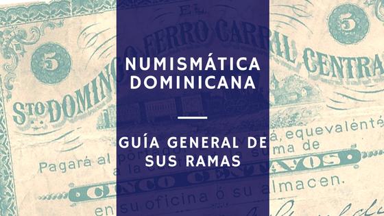 Numismática Dominicana
