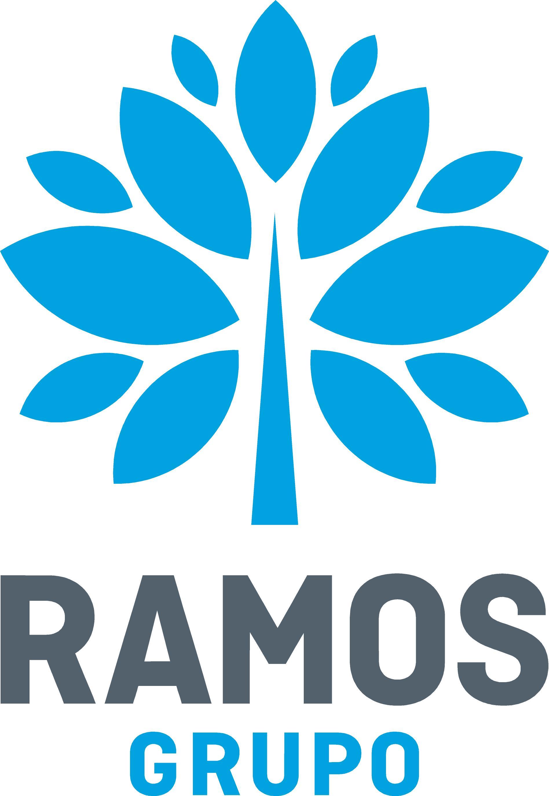 Logo Grupo Ramos. Patrocinador de Numiexpo