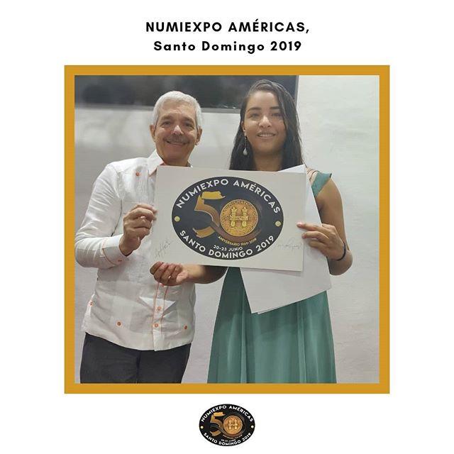 NUMIEXPO AMÉRICAS, Santo Domingo 2019. -  #Numiexpo2019 #numiexpo2019 #moneda #cultura #numismatica #sociedadnumismaticadominicana