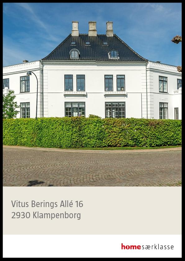 Vitus Berings Allé, Klampenborg