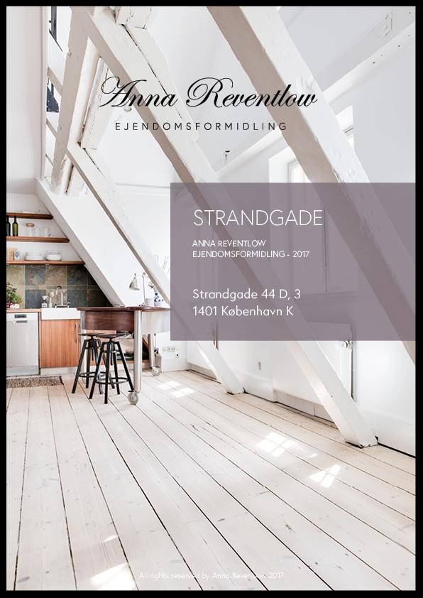 Strandgade, København K