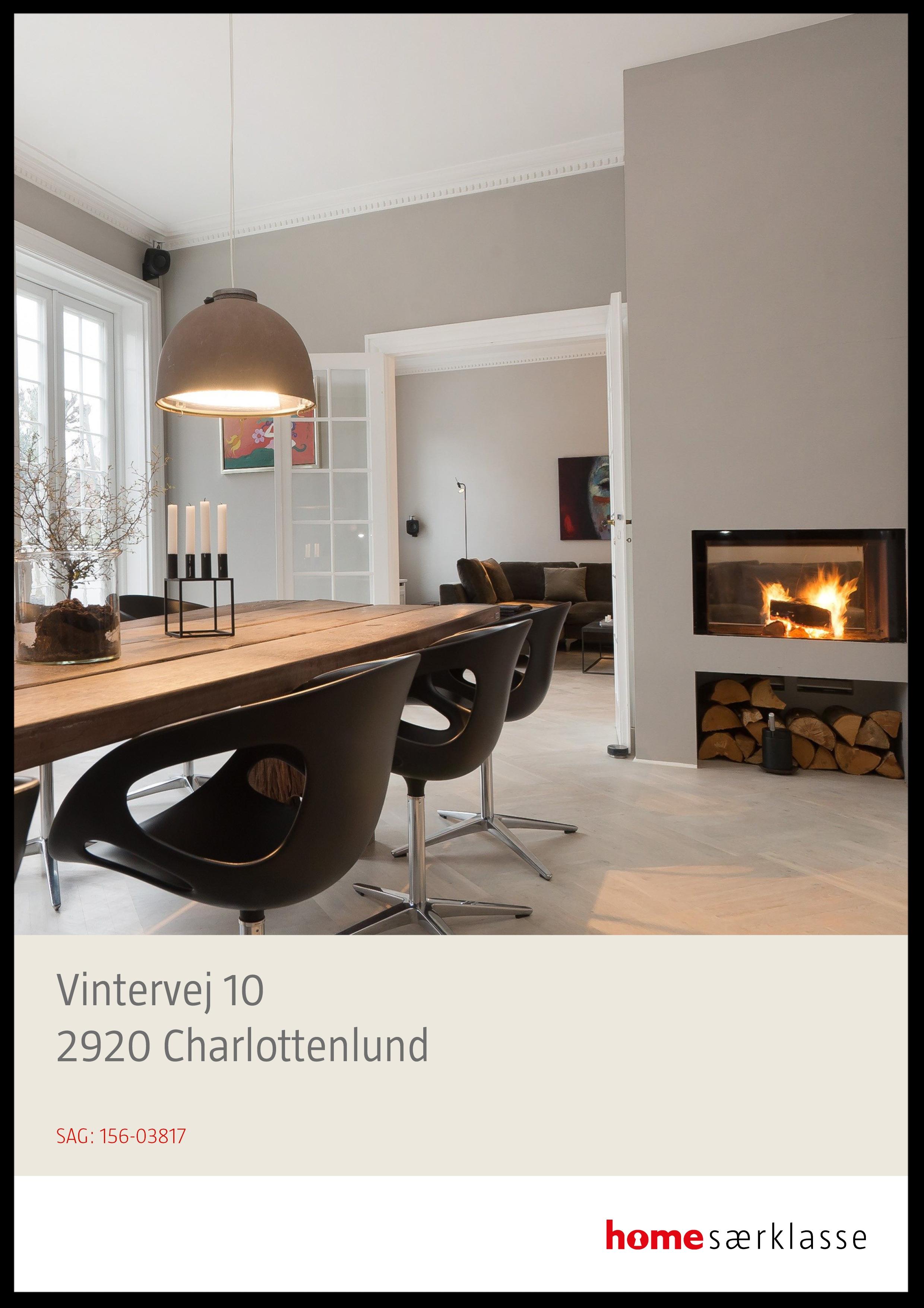 Vintervej, Charlottenlund