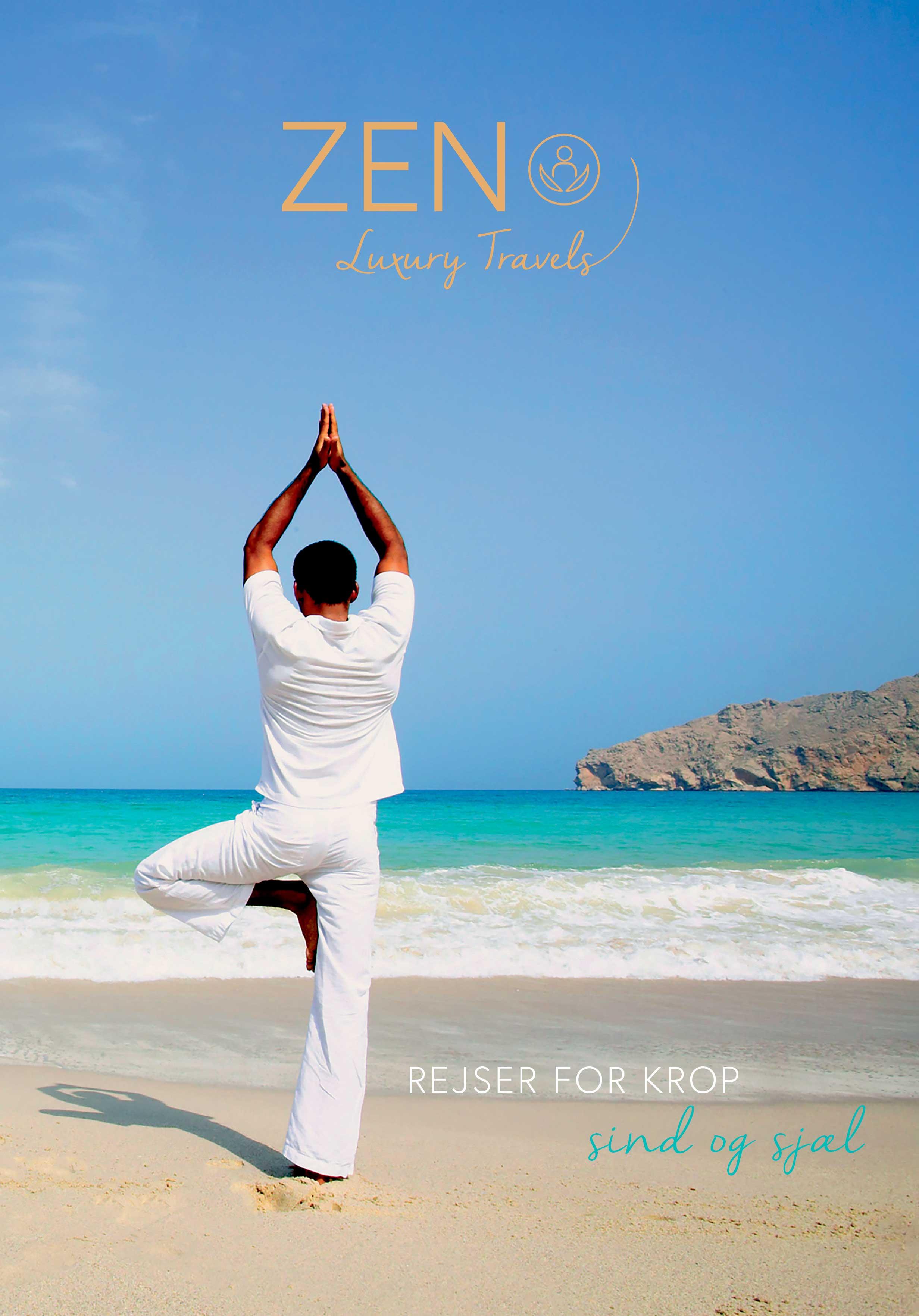 Zen Luxury Travels rejsekatalog