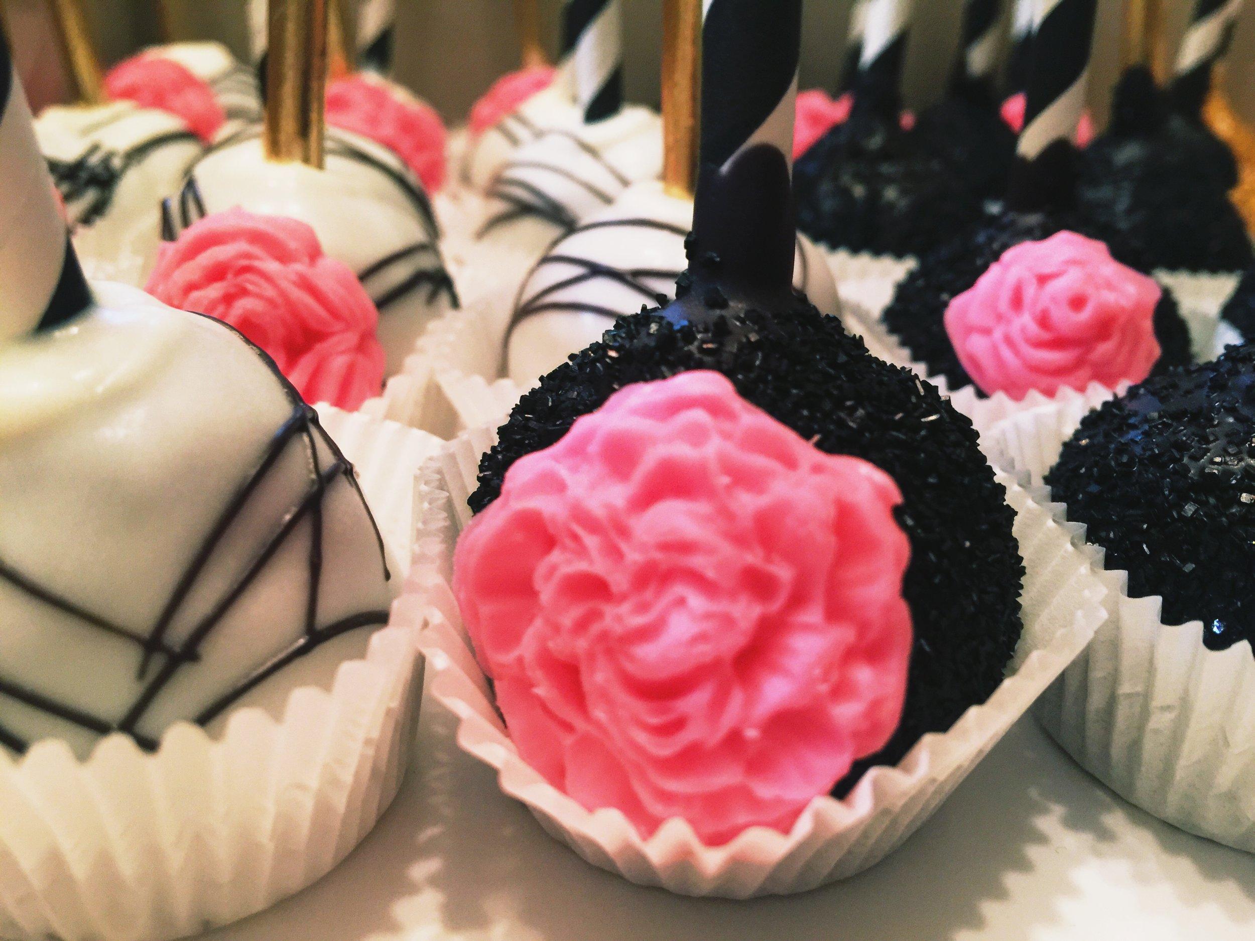 Dayton Kate Spade Cake Pops