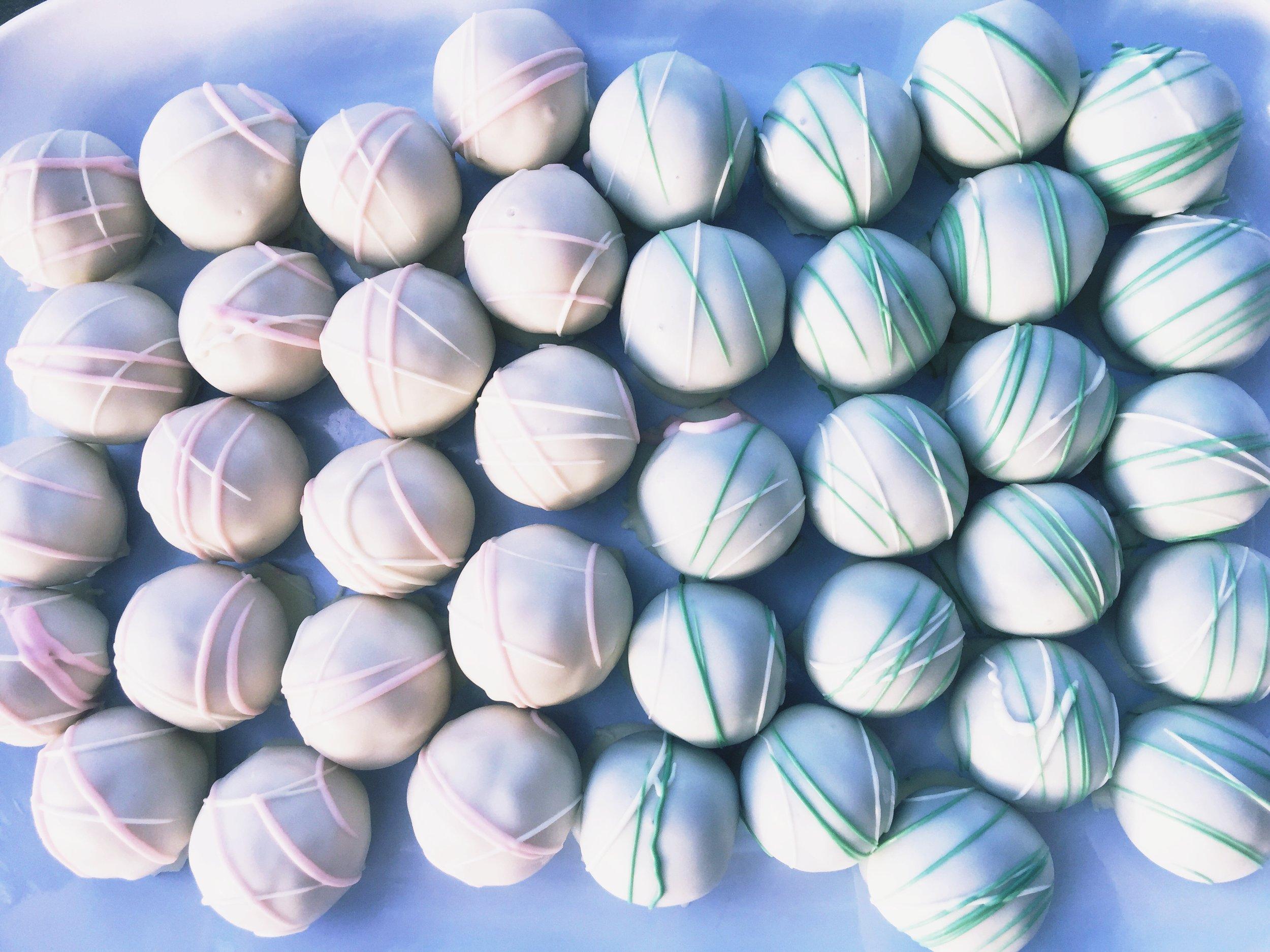Cincinnati Cake Balls