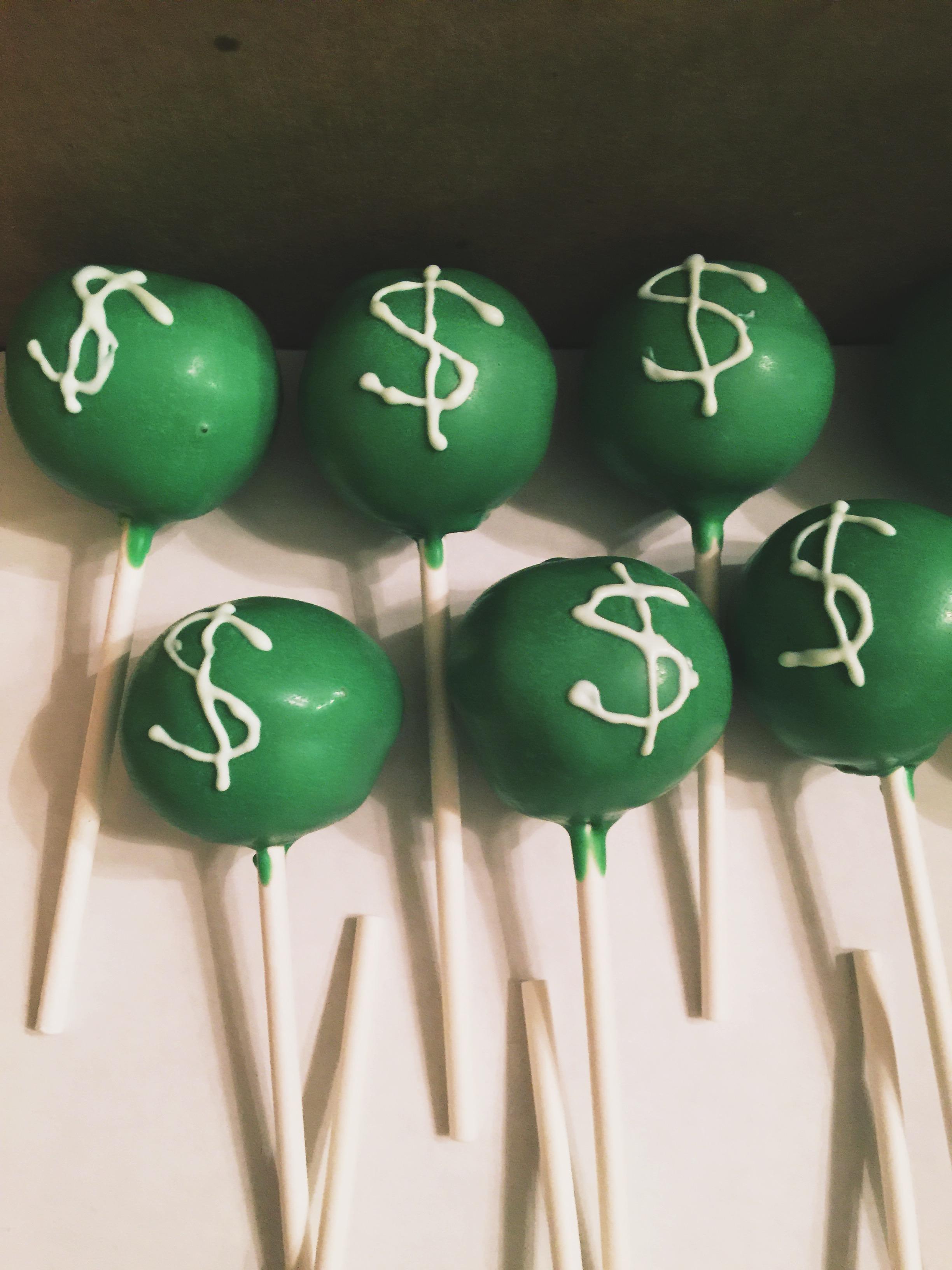 Financial Peace Cake Ball Dayton Ohio