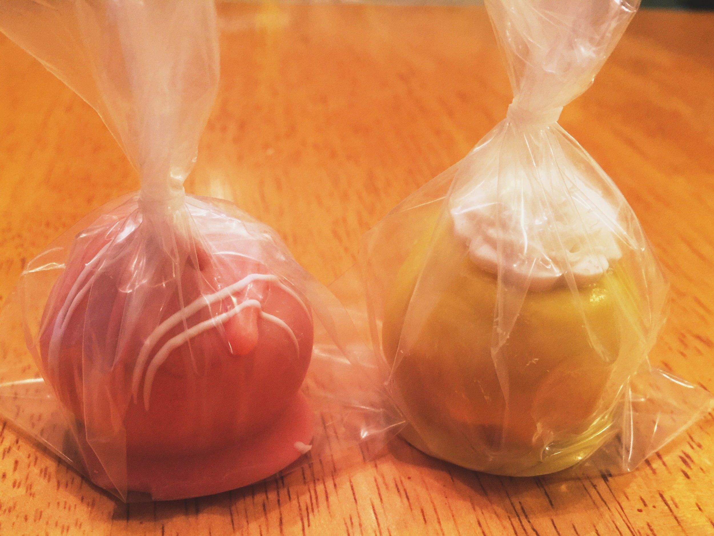 Dayton Bridal Shower Cake Balls