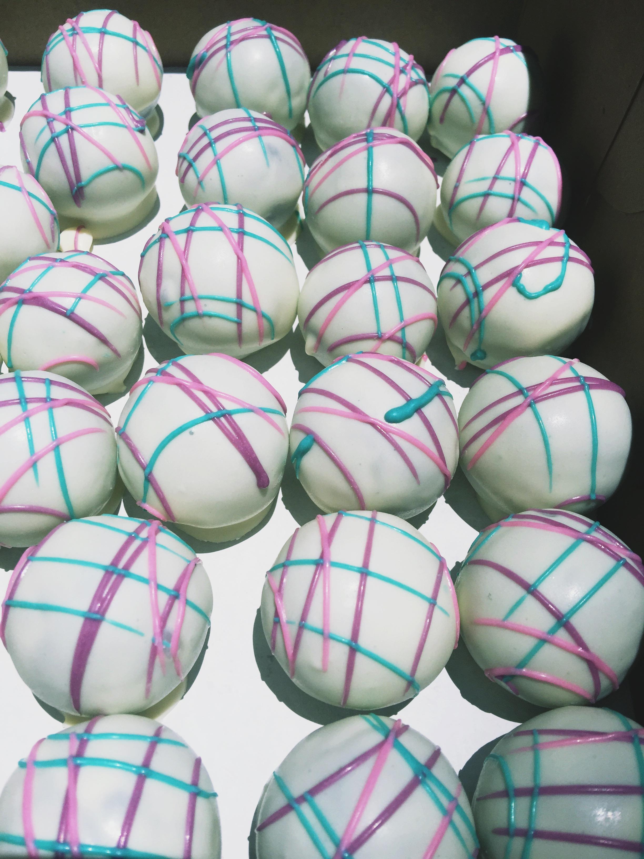 Dayton Church Cake Balls
