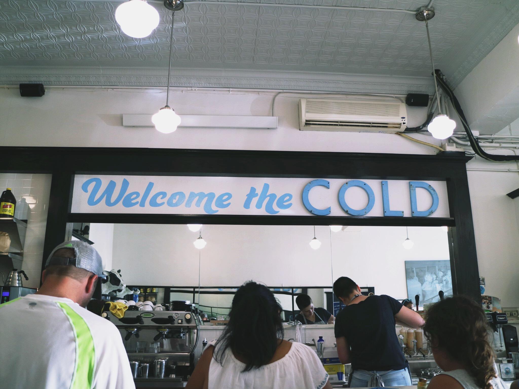 Inside Cold Front