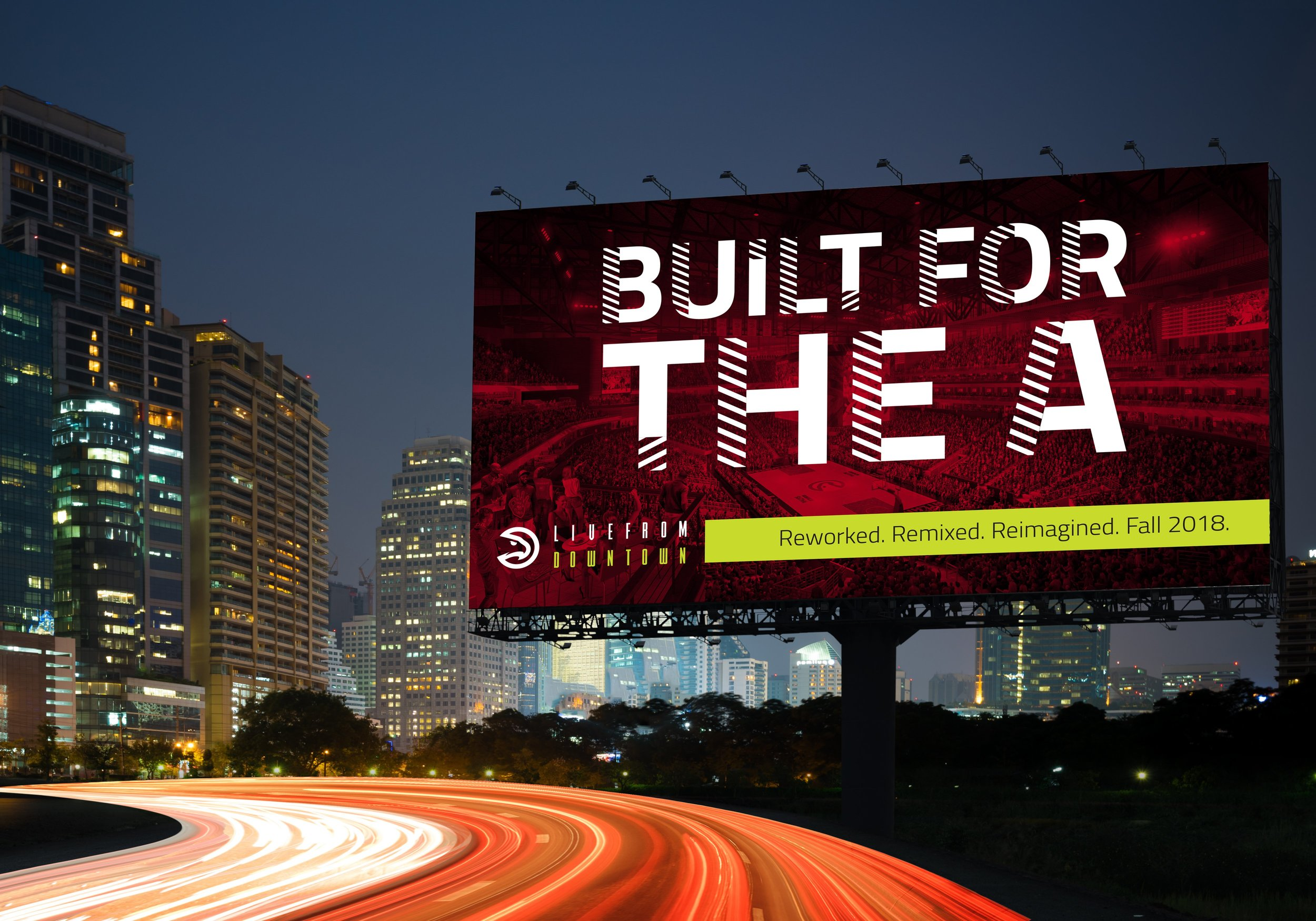 (a mock up of what was a real billboard over i-20 in downtown Atlanta)