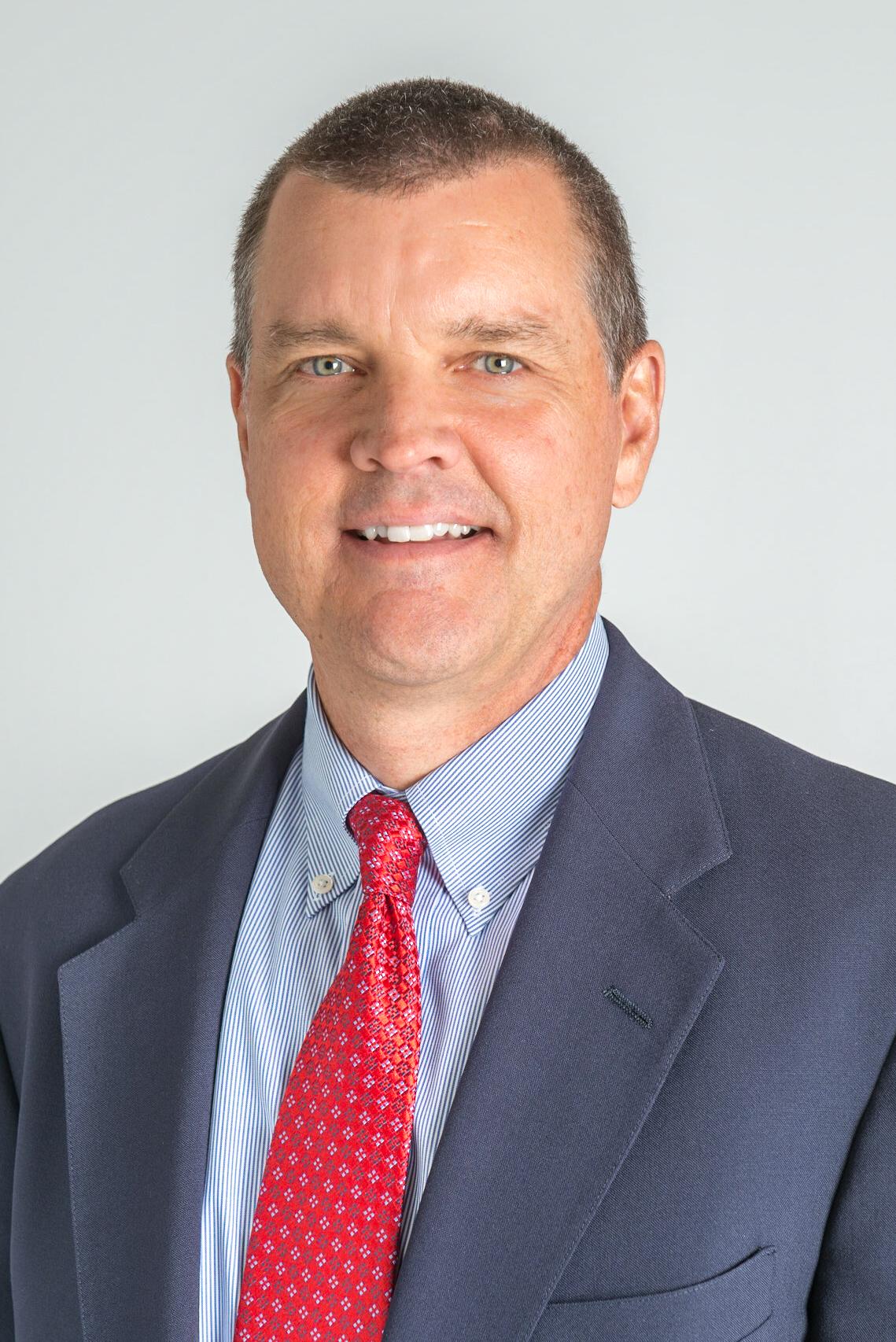 Scott Collins<br/>Director of Agency Advancement