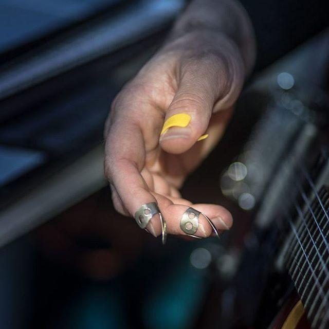 Tjerk Stoop of the Band Monomyth  @monomythnl #musician #music #fingerpicking #guitar #krautrock #spacerock #stonerrock #hand #work