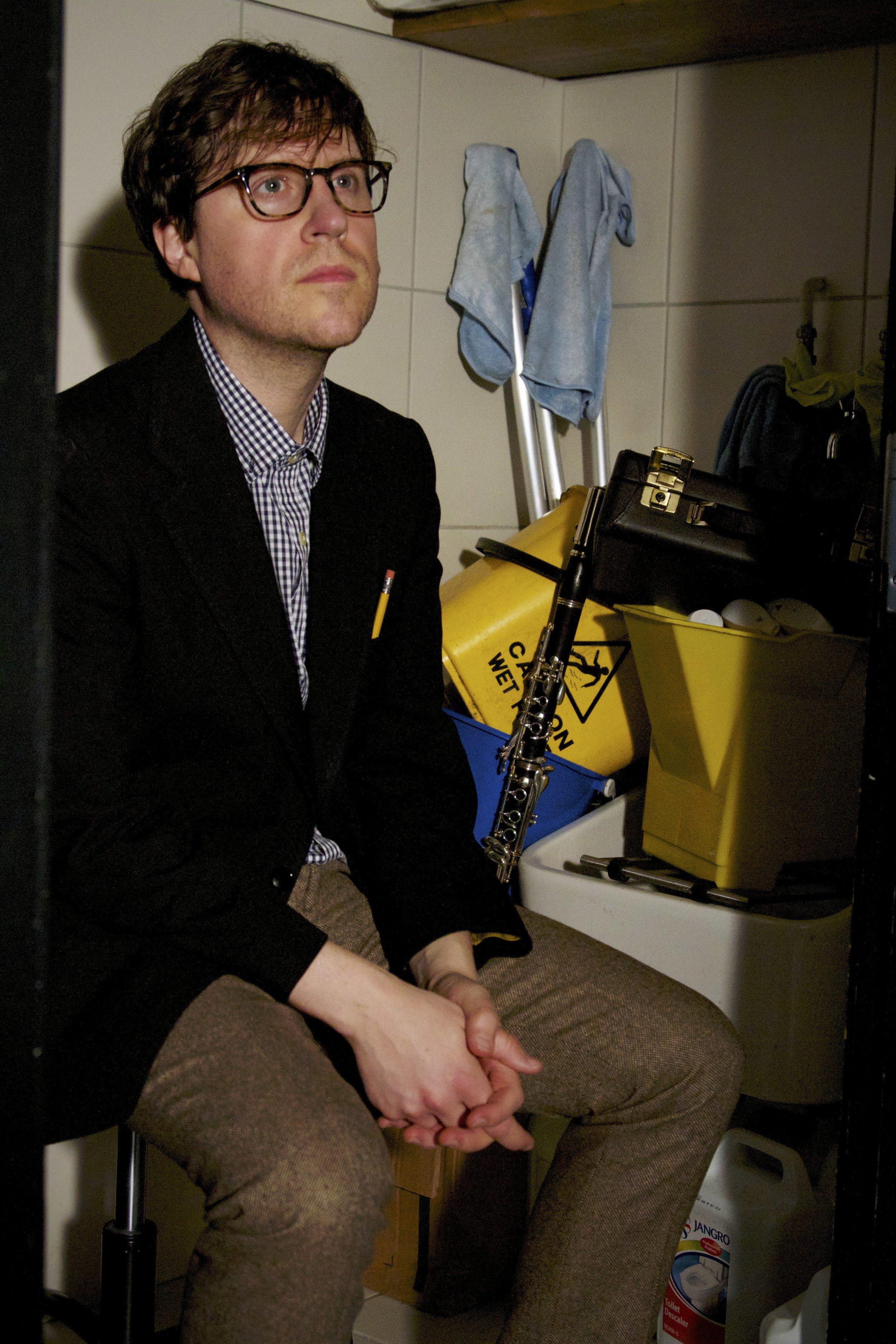 The Janitor by Joe Edwards