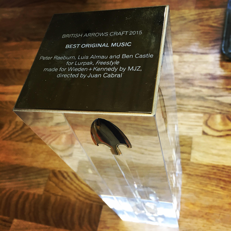 Lurpak Award