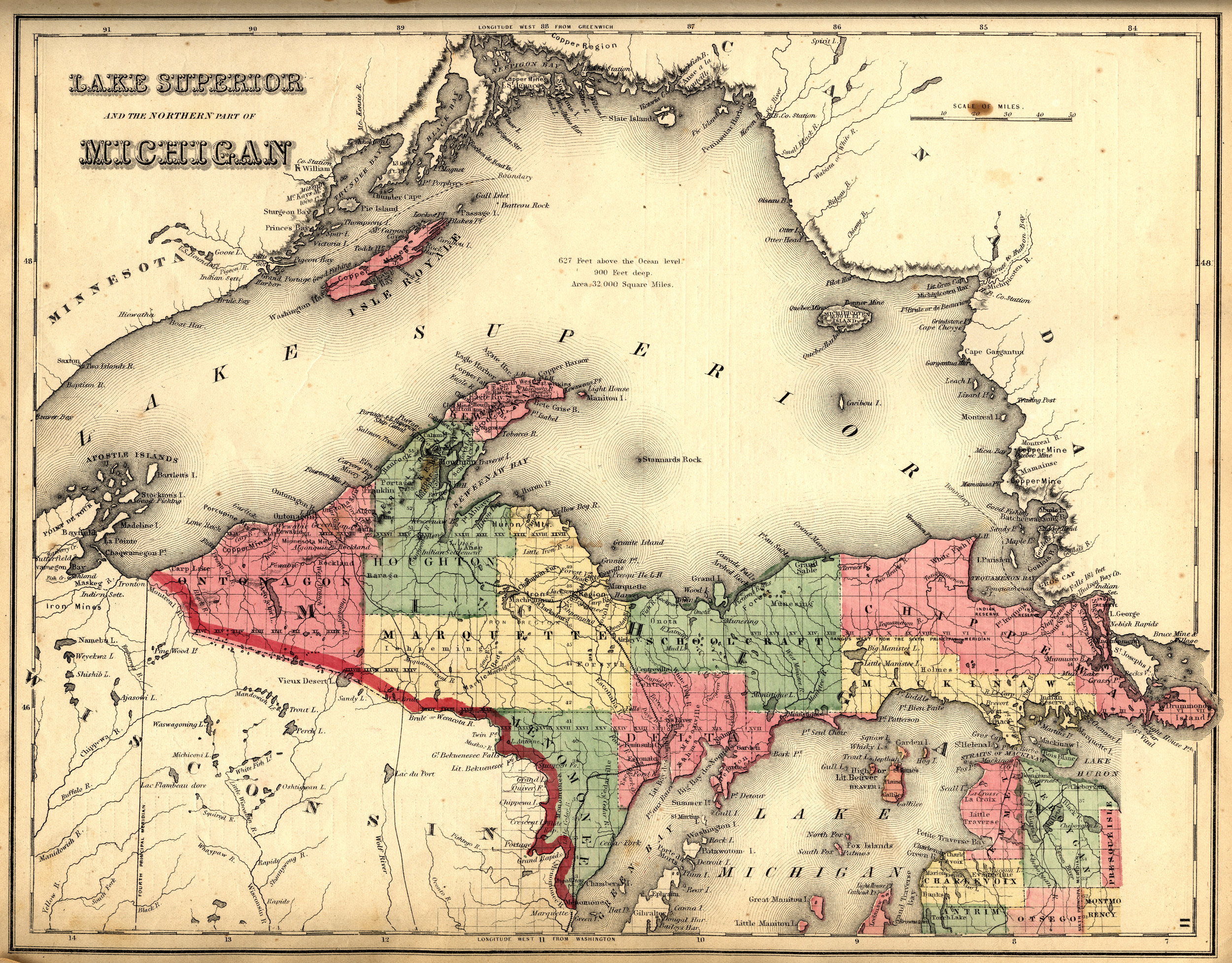 1873, Michigan, Upper Peninsula ( photo credit )