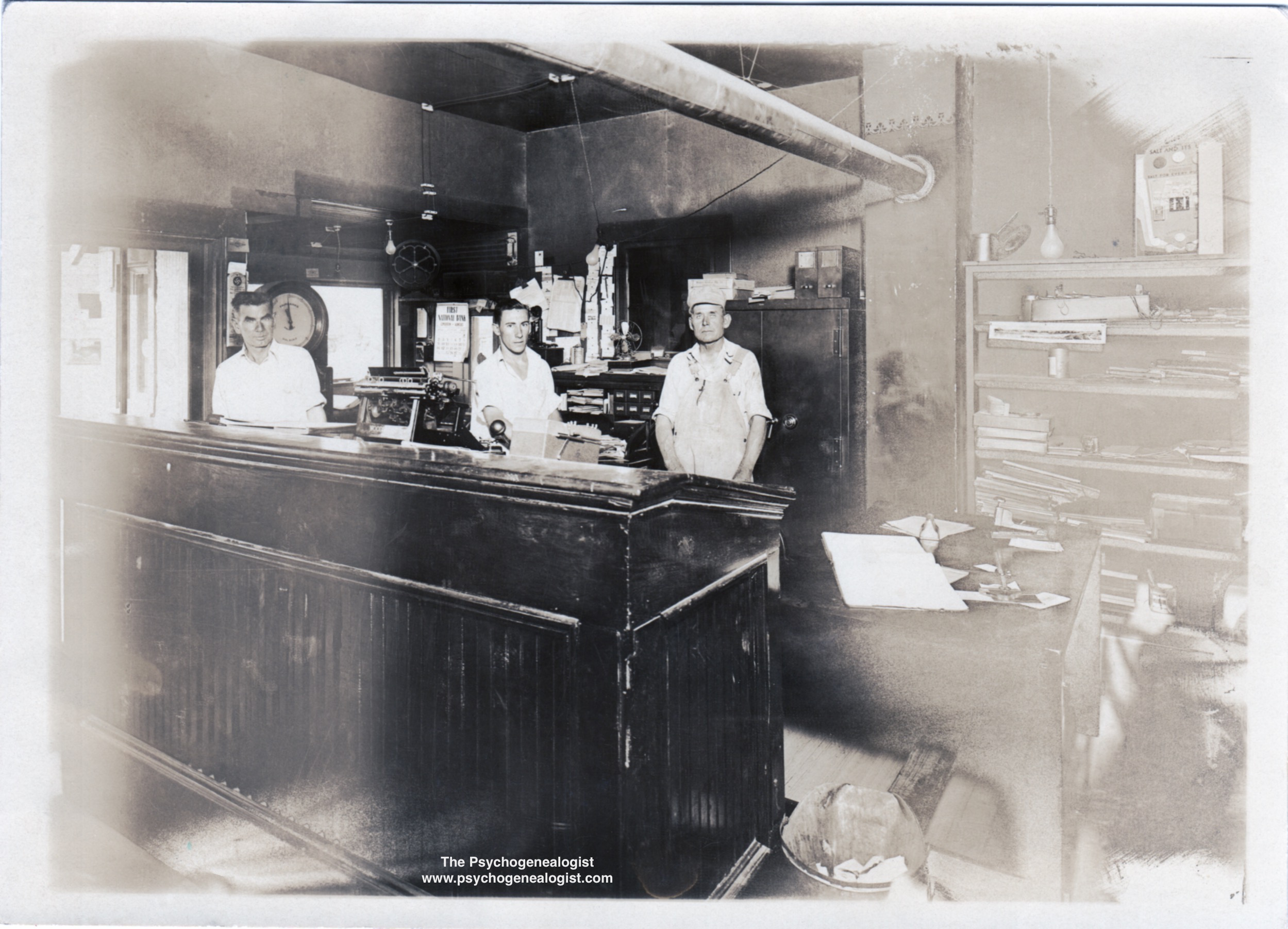 Workers Industrial Shop Workshop Office 1920s