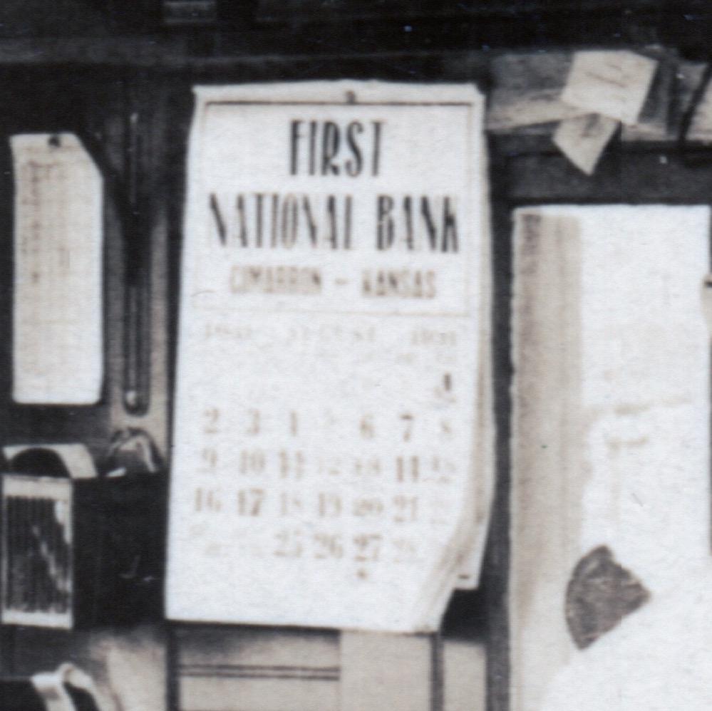 First National Bank Cimarron Kansas