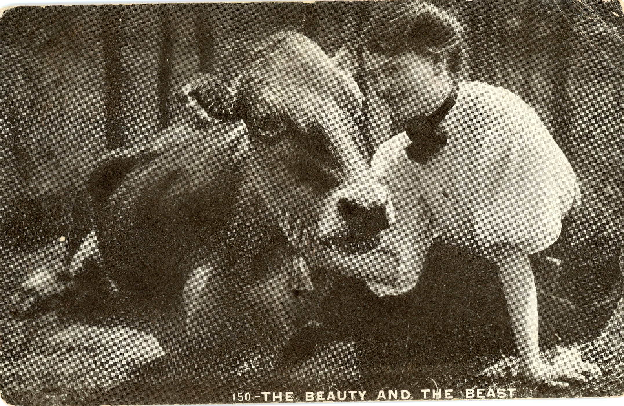 """Beauty and the Beast - 1908"""