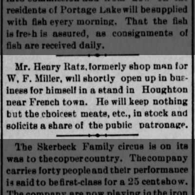 Calumet News (Michigan) - July 2, 1898