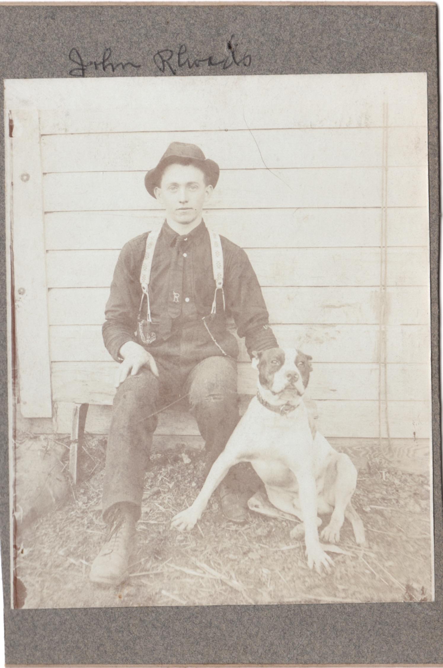 John Rhoads (1886-1922)