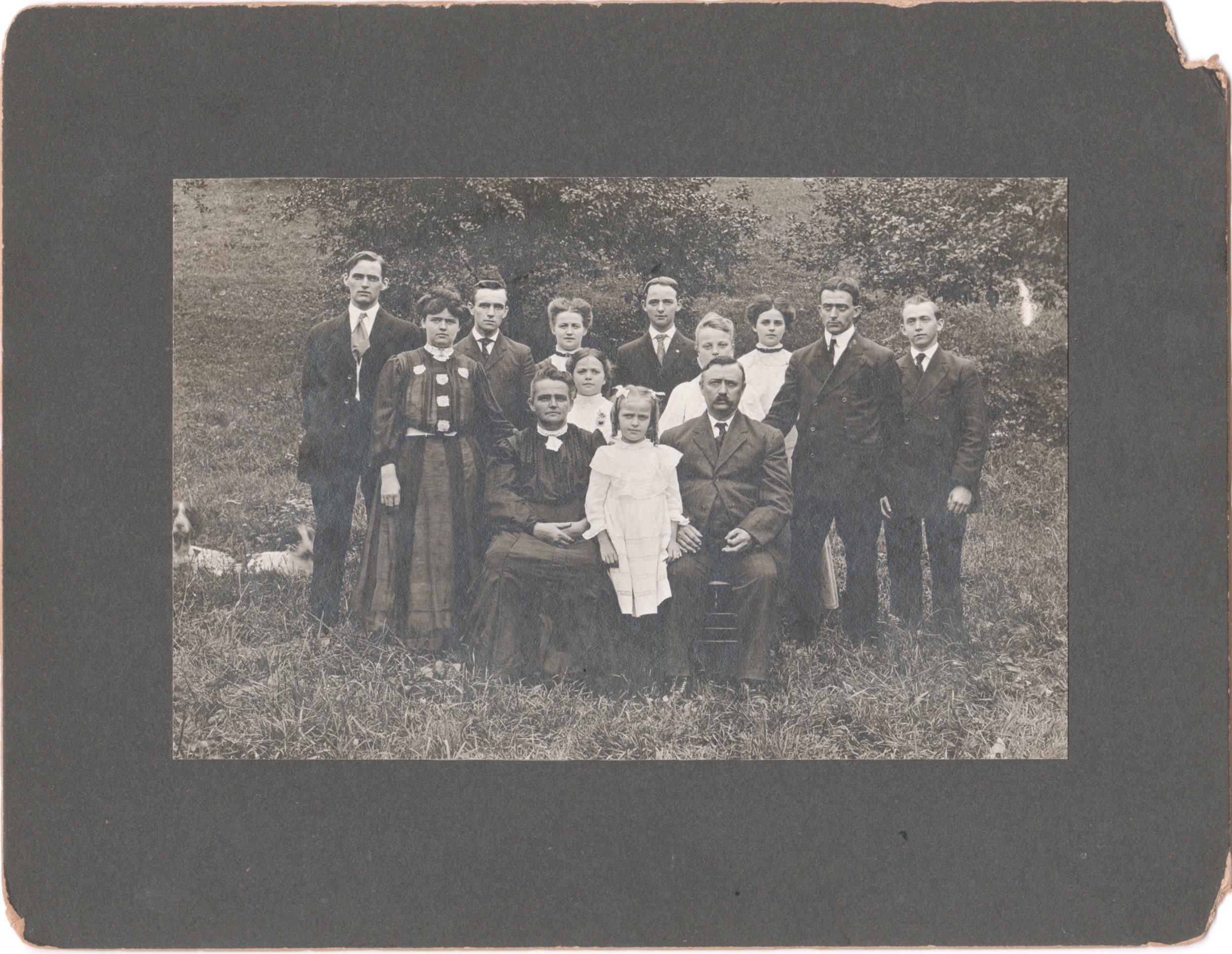 Rhoads Family