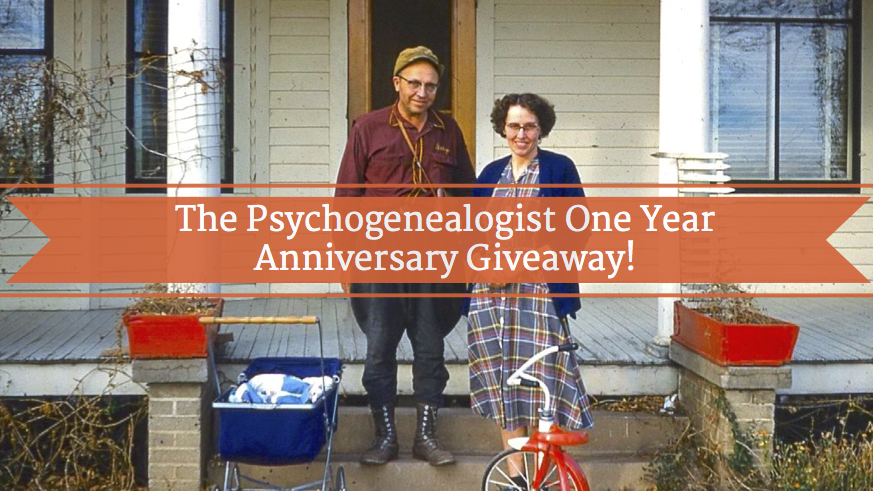 The Psychogenealogist One Year Anniversary Giveaway!.jpg