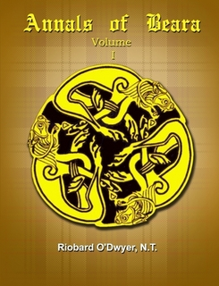 Annals of Beara Volume I - Riobard O'Dwyer