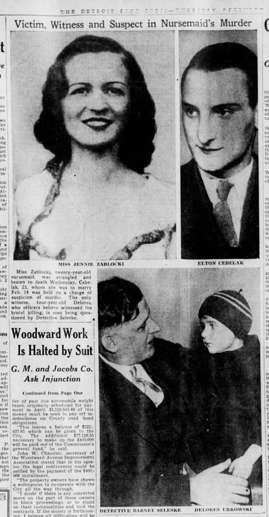 Detroit Free Press 12/7/1933 - page 3