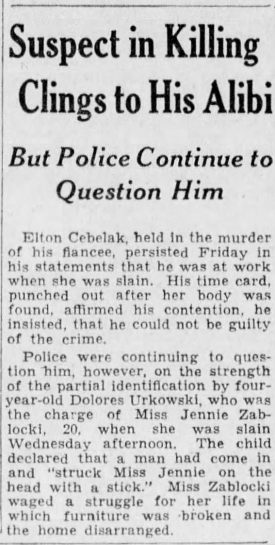 Detroit Free Press 12/9/1933