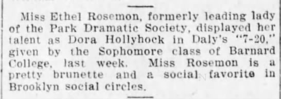 The Brooklyn Daily Eagle 12/4/1904
