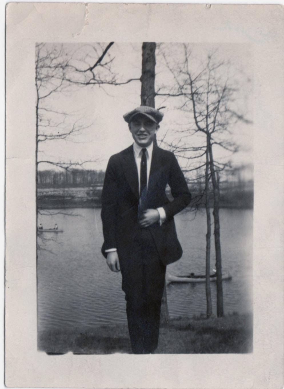 Arthur B. Sears (1900-1964) around 1919