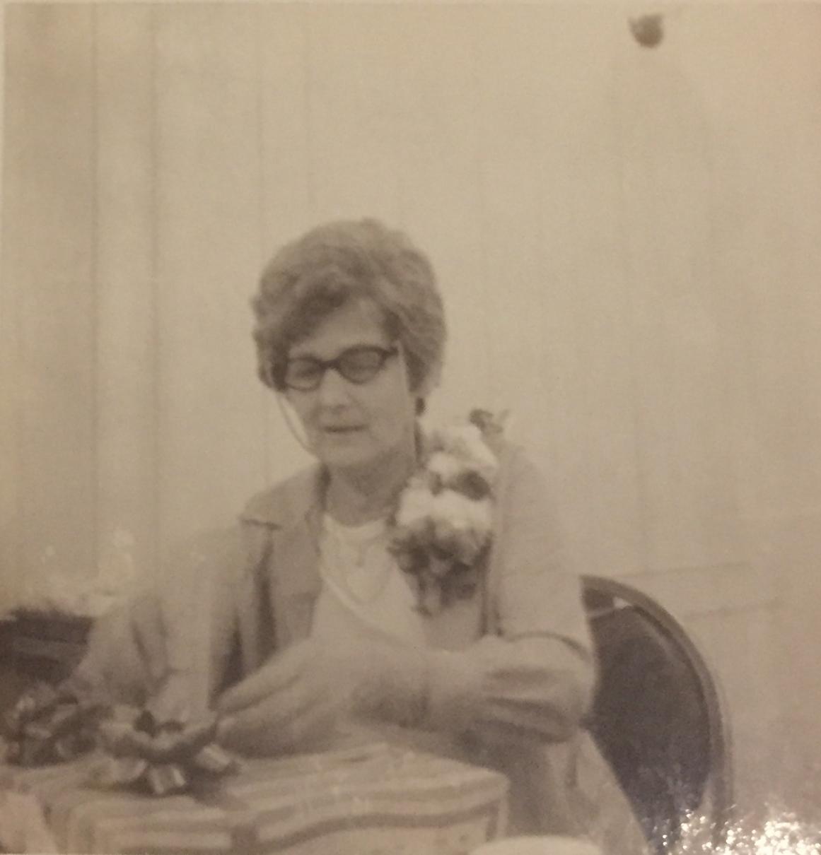 Viola Waters Bedwell (1916-2000)