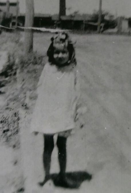 Fannie Viola Waters, abt. 1921-22