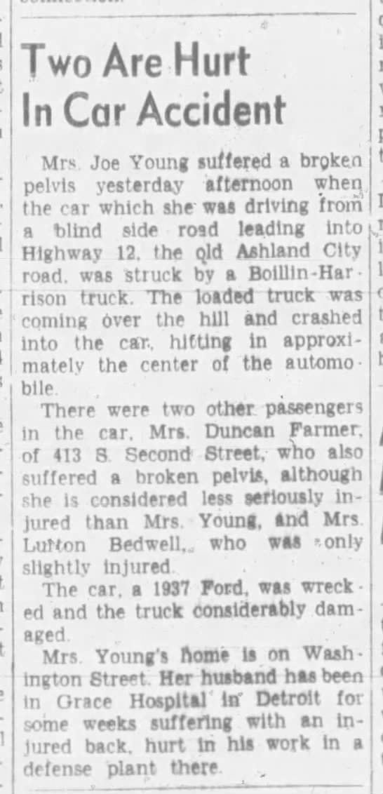 The Leaf-Chronicle (Clarksville, TN)8/6/1943