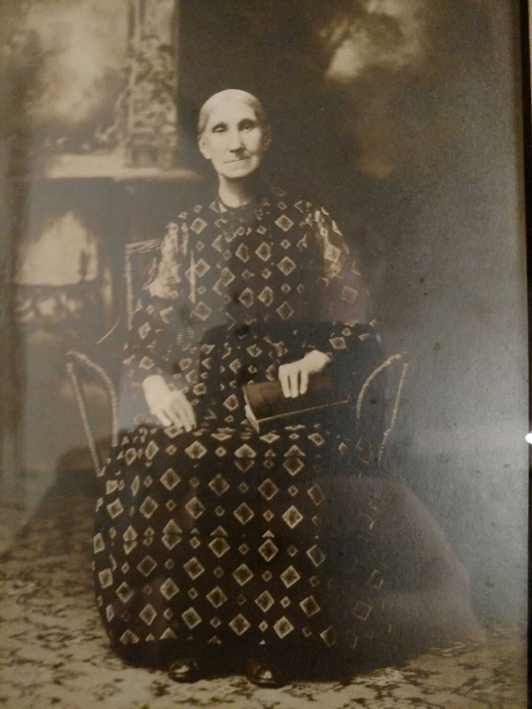 Helen's grandmother (my 2nd great grandmother)Marie Zuchowska Pawlowski (1851-??)