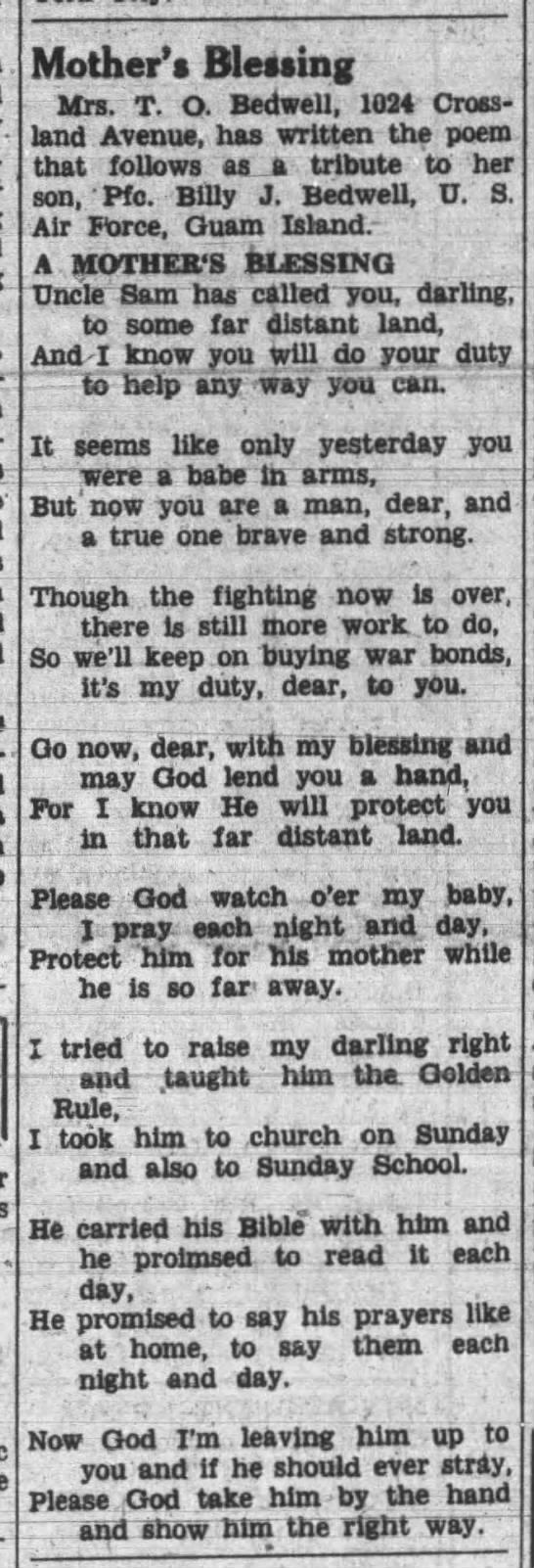 Detroit Free Press 15 Jun 1946