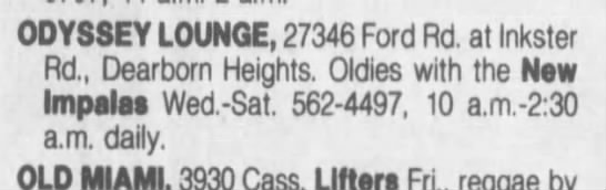 Detroit Free Press April 27, 1984