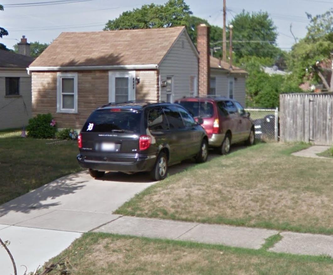 6641 Fenton Ave., Dearborn Heights, MI