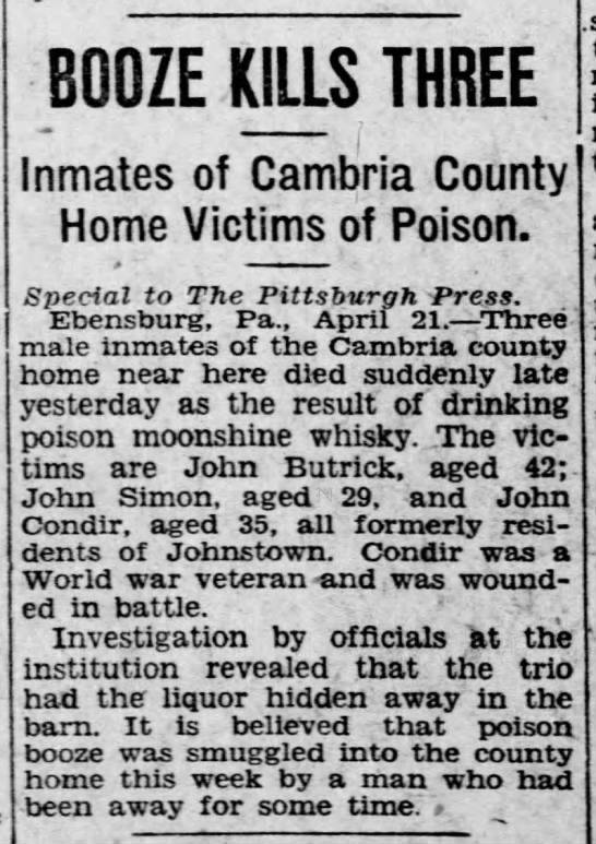 The Pittsburgh Press - April 21, 1928