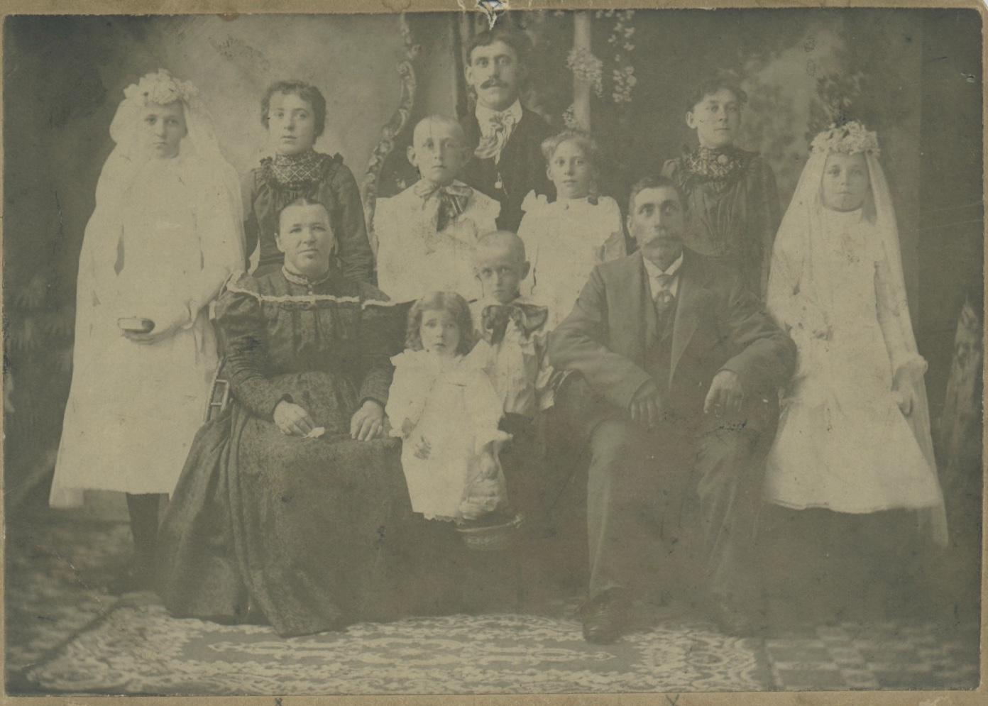The Grzeskowiak Family
