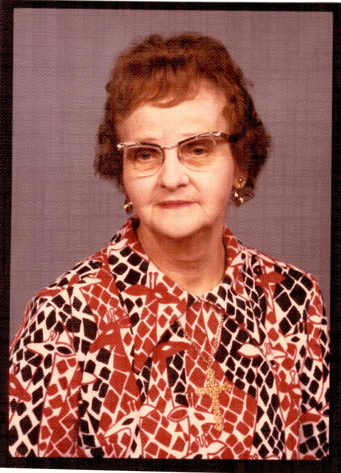 Ida Rhoads Sears (1900-2002)