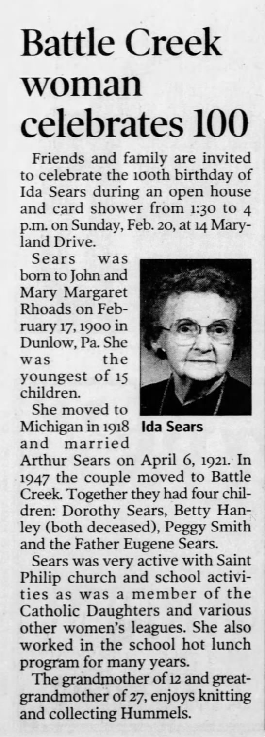 Battle Creek Enquirer (MI) - Feb. 9, 2000