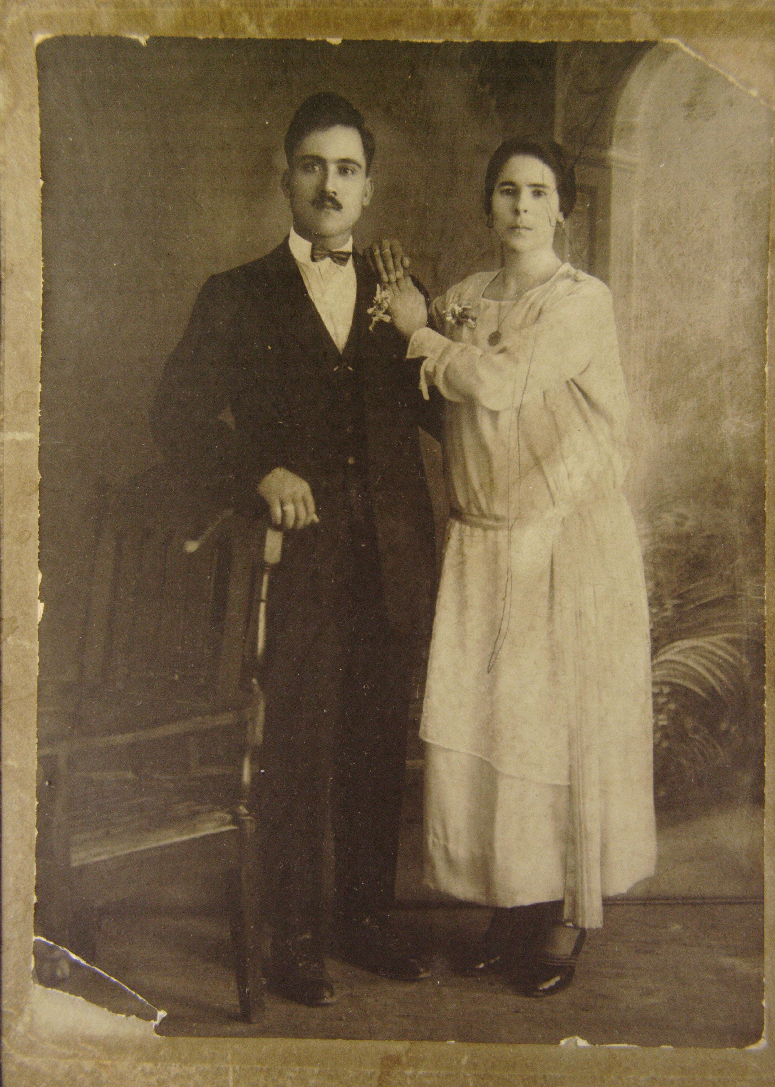 Demetrios (James) and Photini Halvis Wedding