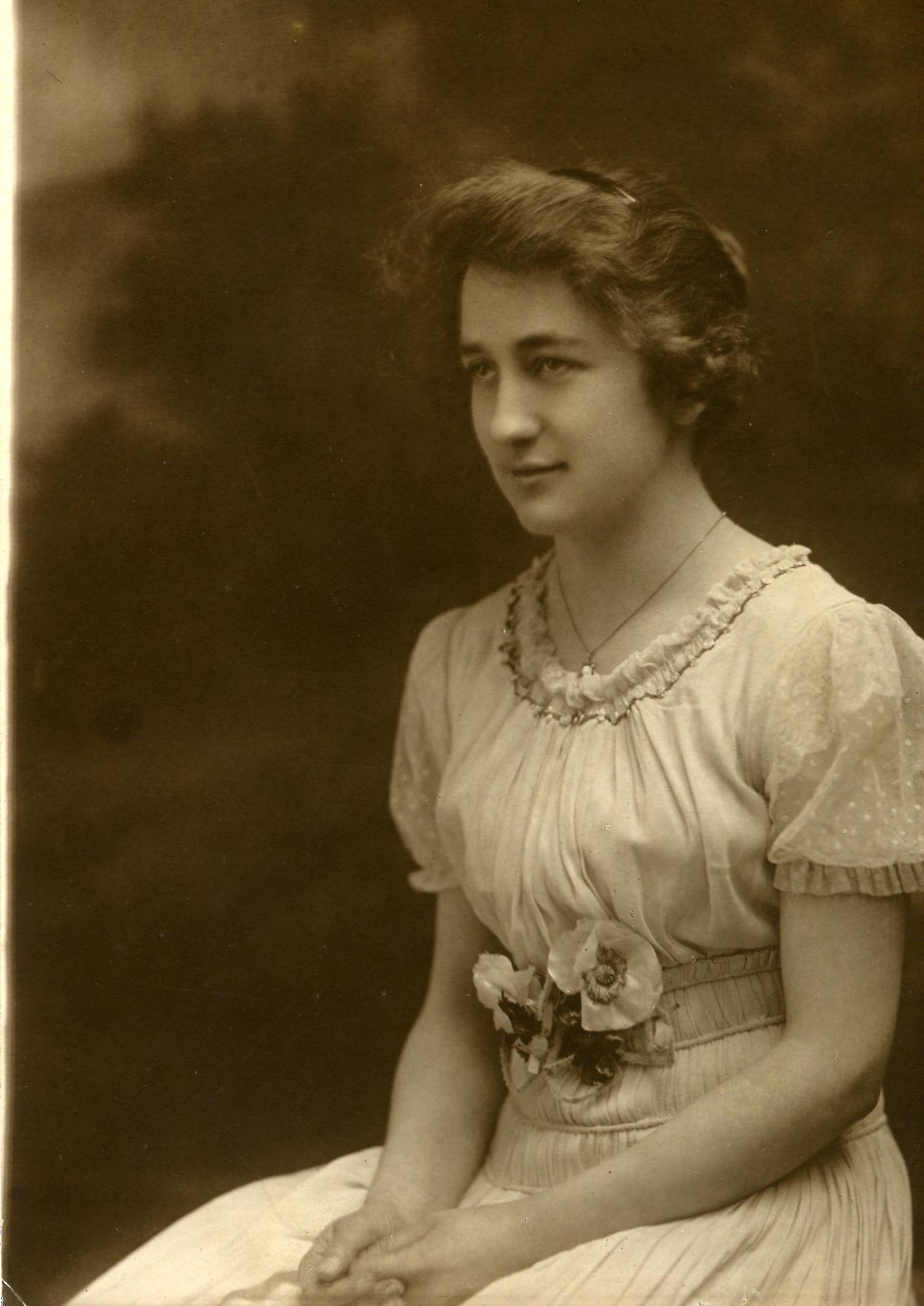 Alma Ratz Hanley (1894-1900)